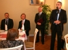 Fot. 4. Od lewej: Daniel Wiertel (BZ WBK), Hieronim Jurga (ABC Kuchni), Mirosław Stencel (Stowarzyszenie Biedrusko),  Grzegorz Wojtera (Wójt Gminy).
